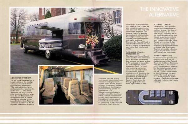 Airstream Funeral Coach: A Hearse Made Worse
