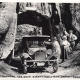 Pictures of old cars often feature images of unfamiliar people. The people in these car pictures are my ancestors.