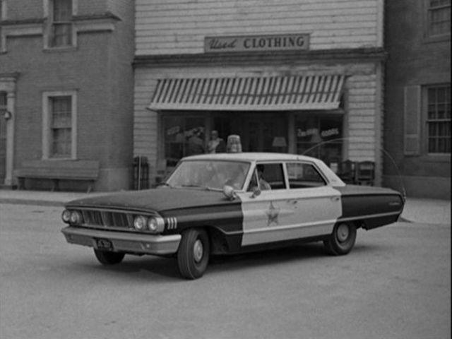 Sheriff Taylor S Squad Car