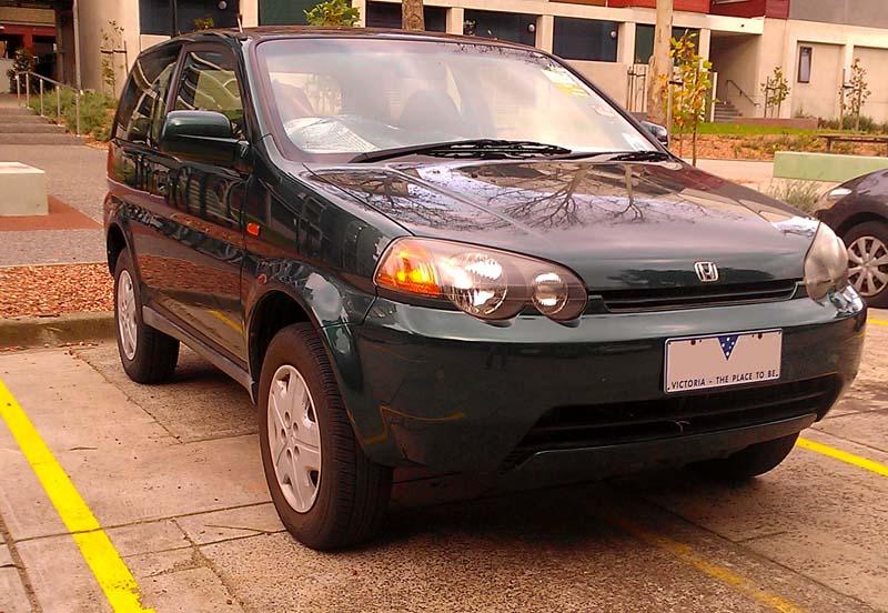 Honda HRV fr don andreina