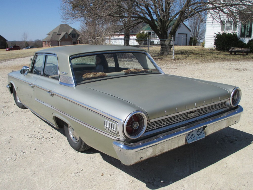 my 1963 ford galaxie part 3 a year in the life. Black Bedroom Furniture Sets. Home Design Ideas