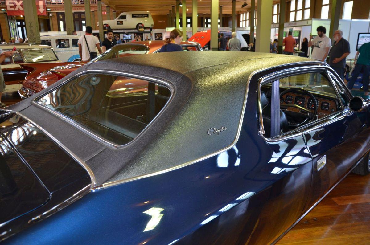1972 Chrysler Hardtop vinyl roof