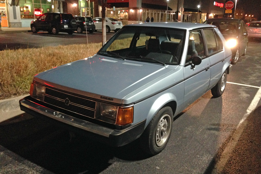 1985 Dodge Omni b