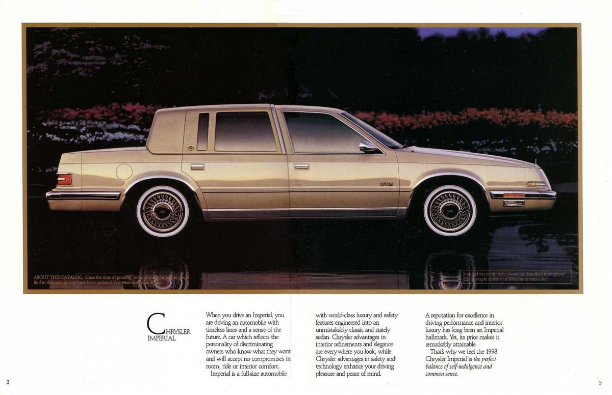 Service manual how to remove a 1993 chrysler fifth ave for 93 chrysler new yorker salon