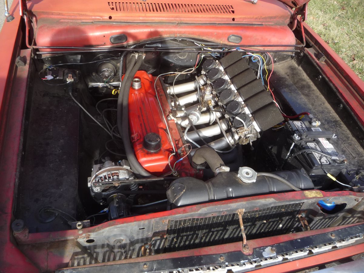 Cc Outtake 1963 Dart Gt Six Carb Leaning Tower Of Power