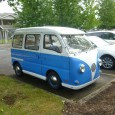 I've been reading about these Japanese kei-vans converted to look like VW buses for a long time, but never saw one myself. Until one day, there it was, parked in […]