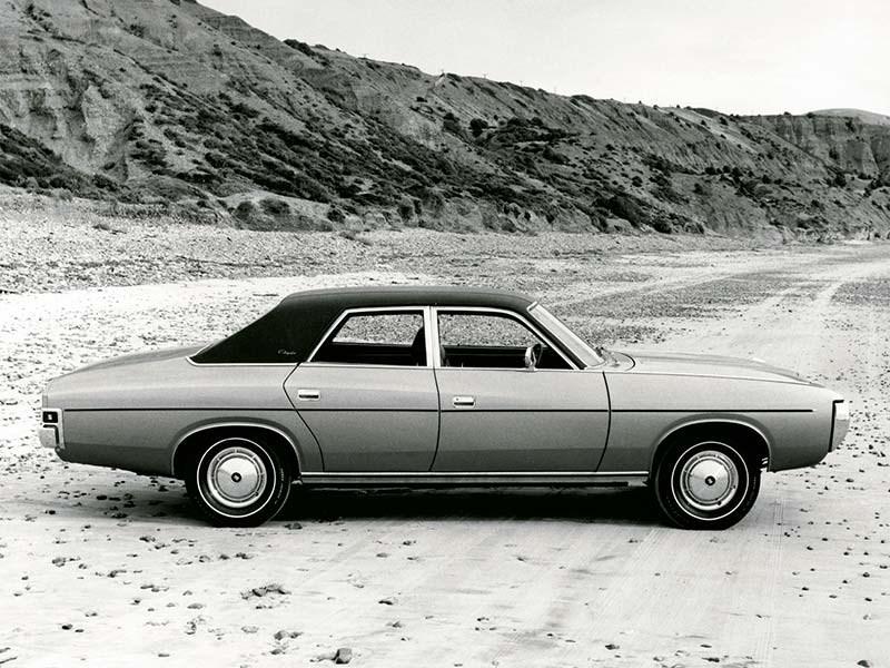 Chrysler by Chrysler side view