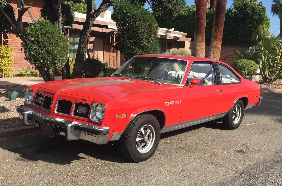 Pontiac 1975 ventura sprint fq