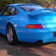 So I'm walking home during peak hour and ahead of me – amongst the cars sitting bumper to bumper – I could see a Porsche 993 Turbo S. Or could […]