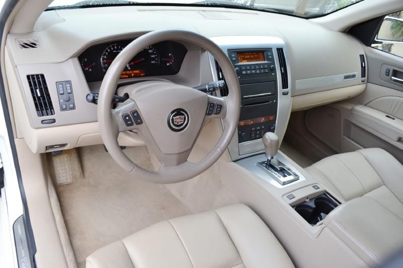 Cadillac Sts Base Interior
