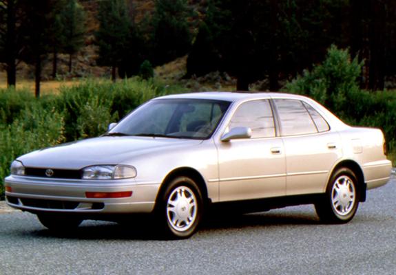 Curbside Classics 1997 Toyota Camry And 1998 Honda Accord