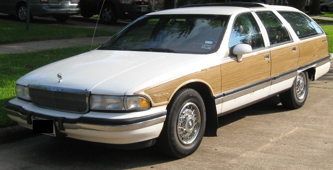 Coal 1993 Buick Roadmaster