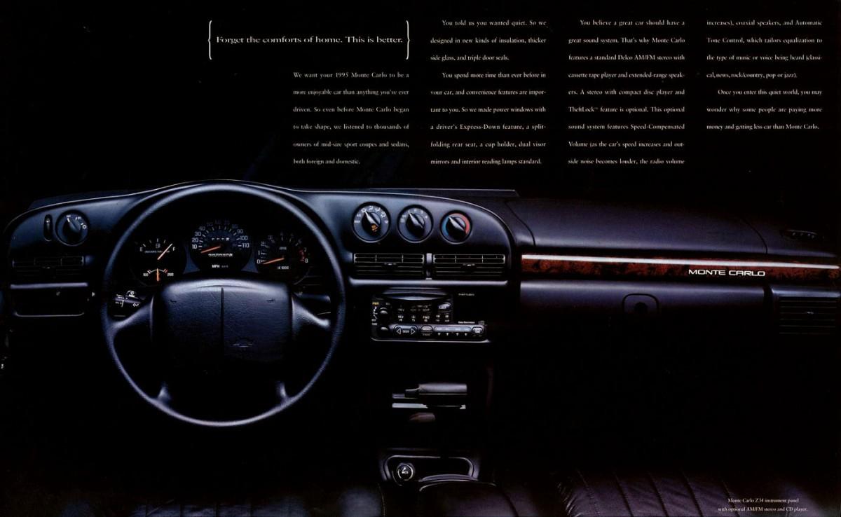 Curbside Classic 1995 99 Chevrolet Monte Carlo Lumina