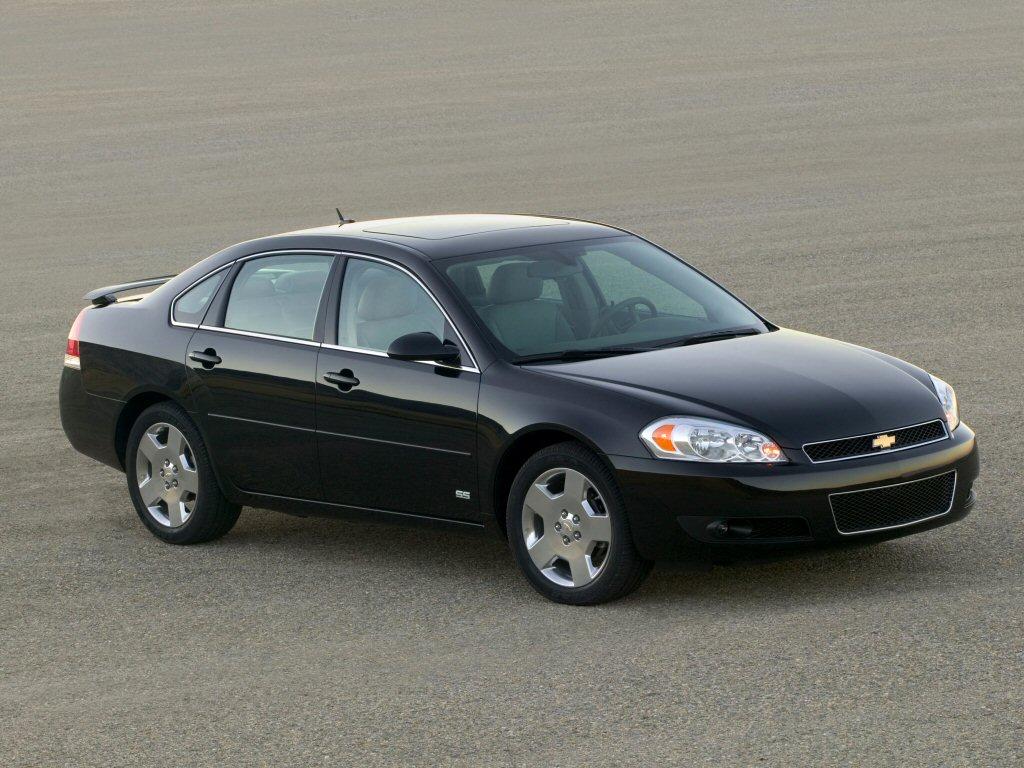 Attractive 2006 Chevrolet Impala SS. X06CH_IM011 [QOTD: Whatu0027s Your Favorite W Body?]