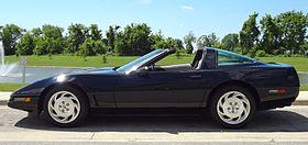 COAL: 1995 Chevrolet Caprice 9C1–Corvette Power | Curbside