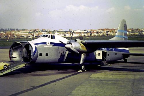 SilverCity Bristol Super freighter