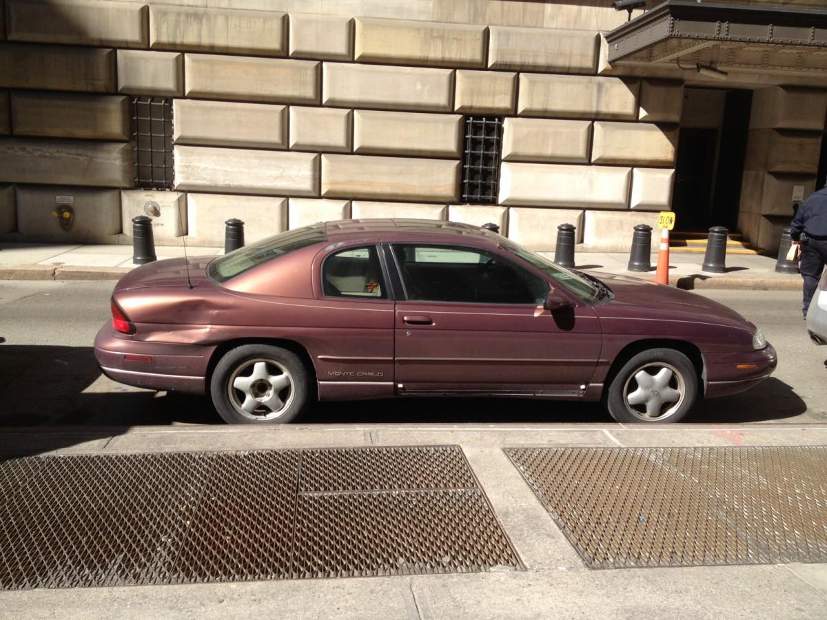 Chevrolet Monte Carlo Ls  5