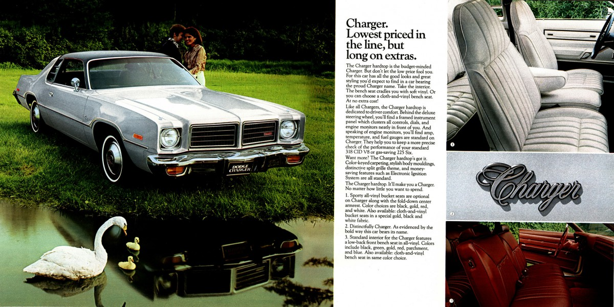 1976 dodge charger 1