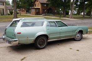 1977 mercury cougar wagon 2