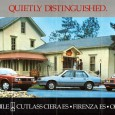 We recently saw a rather plain Firenza sedan covered here, looking very much the antithesis of athleticism. Although the Firenza was one of Oldsmobile's least successful model lines of the […]