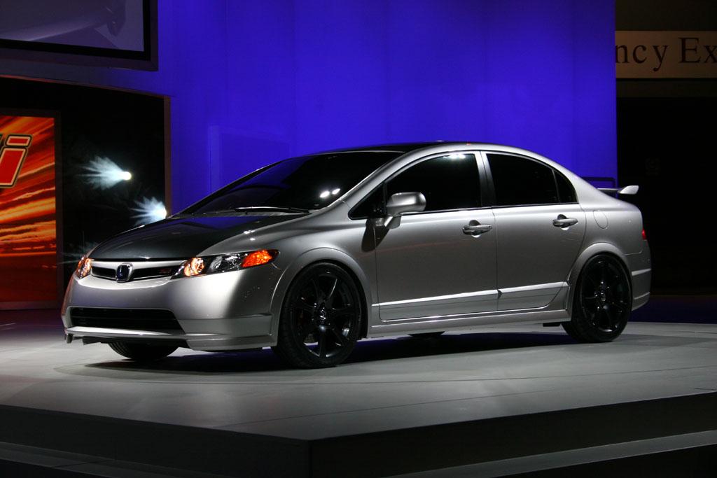 2006 Honda Civic si Rims 2006-2011 Honda Civic
