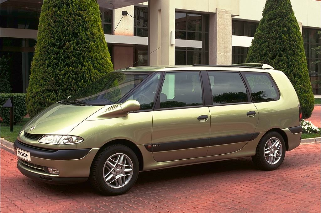 Future Classic: Renault Espace – The French Up Their Game