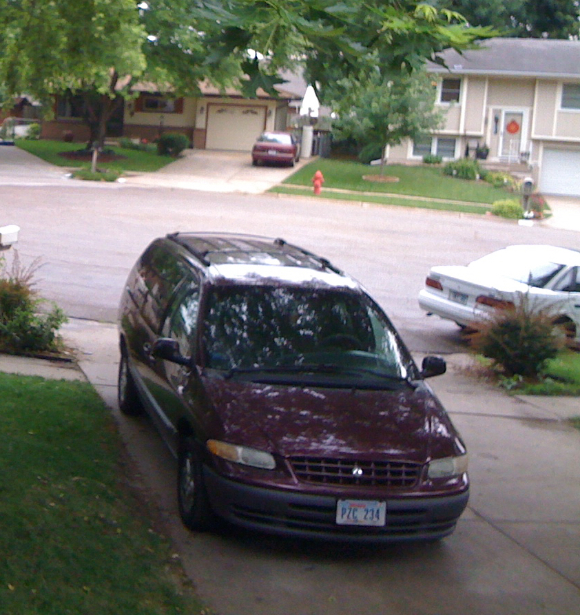 coal 1999 plymouth grand voyager the scourge of v ger. Black Bedroom Furniture Sets. Home Design Ideas