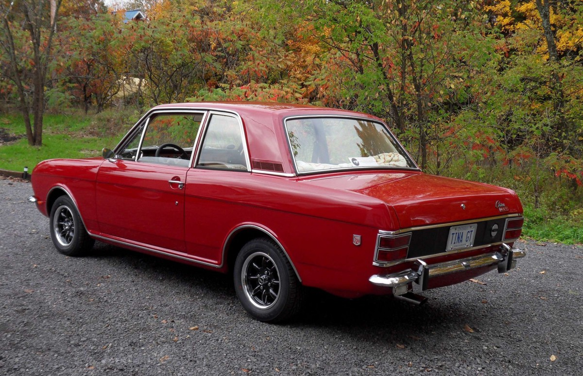 coal 1969 ford cortina gt tuning by lotus towing by angelo. Black Bedroom Furniture Sets. Home Design Ideas