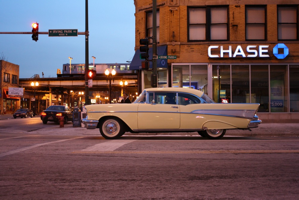 024 - 1957 Chevrolet Bel Air CC