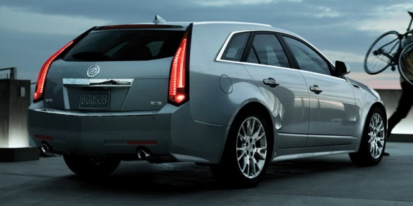 Future Curbside Classics 2010 14 Cadillac Cts Sport Wagon