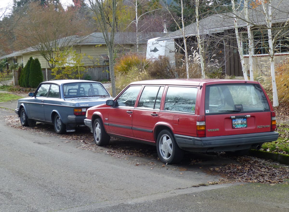 curbside classic 1991 volvo 740 turbo wagon deservedly legendary. Black Bedroom Furniture Sets. Home Design Ideas