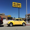 Not surprisingly, Beetles are not exactly rare sights in CA, although there are clearly more being used as daily drivers in Eugene, on a percentage basis. This yellow one was […]