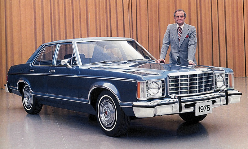 Mercedes Of Portland >> Curbside Classic: 1980 Ford Granada – The Falcon's Final Spin Off
