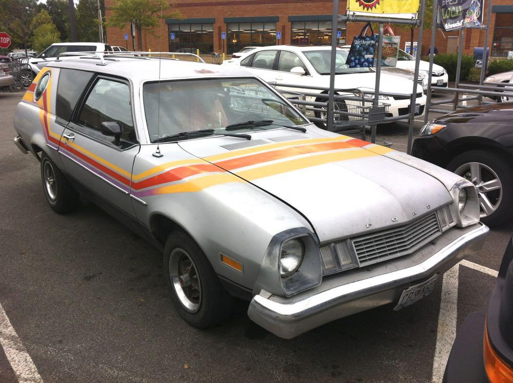 CC Capsule: 1977 Ford Pinto Cruising Wagon