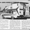 """Sadly, it appears that the """"consumer reaction studies"""" that were undertaken did not result in this prototype going into production. Frankly, by the summer of 1965 Studebaker had more pressing […]"""