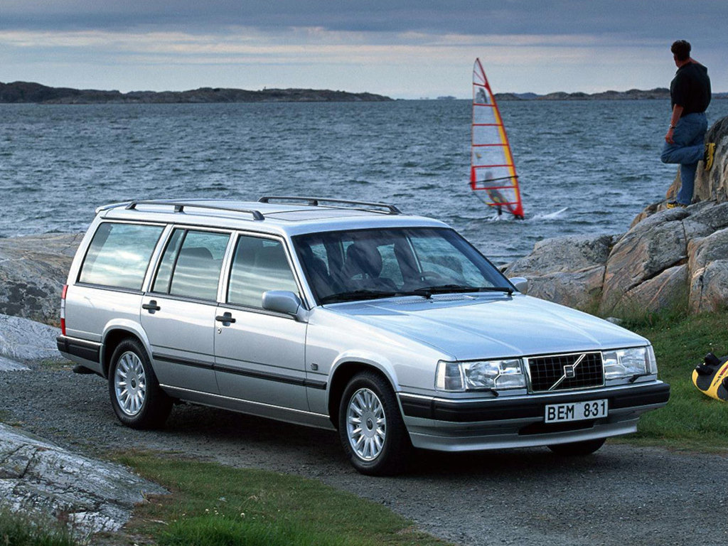 curbside classic 1991 volvo 740 turbo wagon deservedly. Black Bedroom Furniture Sets. Home Design Ideas
