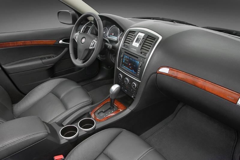Future Curbside Classics Cadillac Bls Budget Luxury Sedan Blingy Little Saab