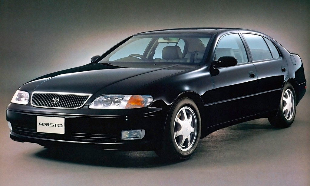Toyota Aristo Sc Car Review