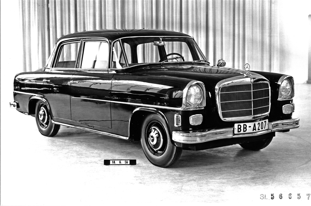 Design history packard s request almost fulfilled by for Mercedes benz ag