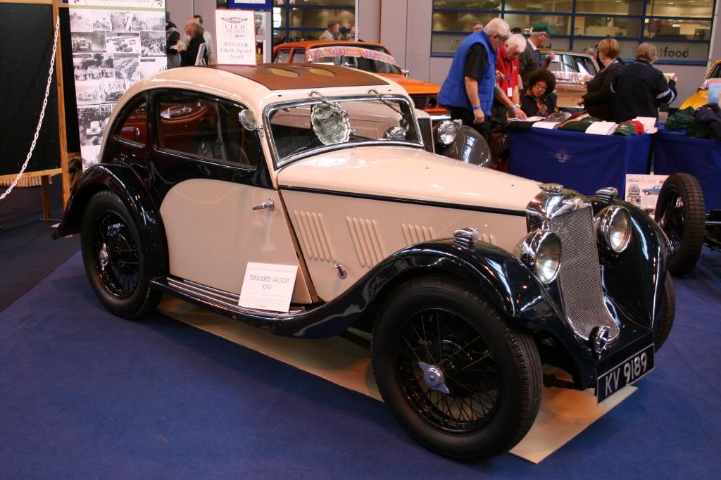 1934 hillman aerominx