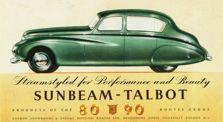 1949-Sunbeam-Talbot-Saloon