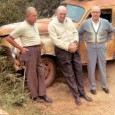 Four old timers in 1975. Why are they posing near the rusty 1941 Plymouth? The 18 inch wheels offer the only clue. Thirty years earlier in Detroit they had their […]