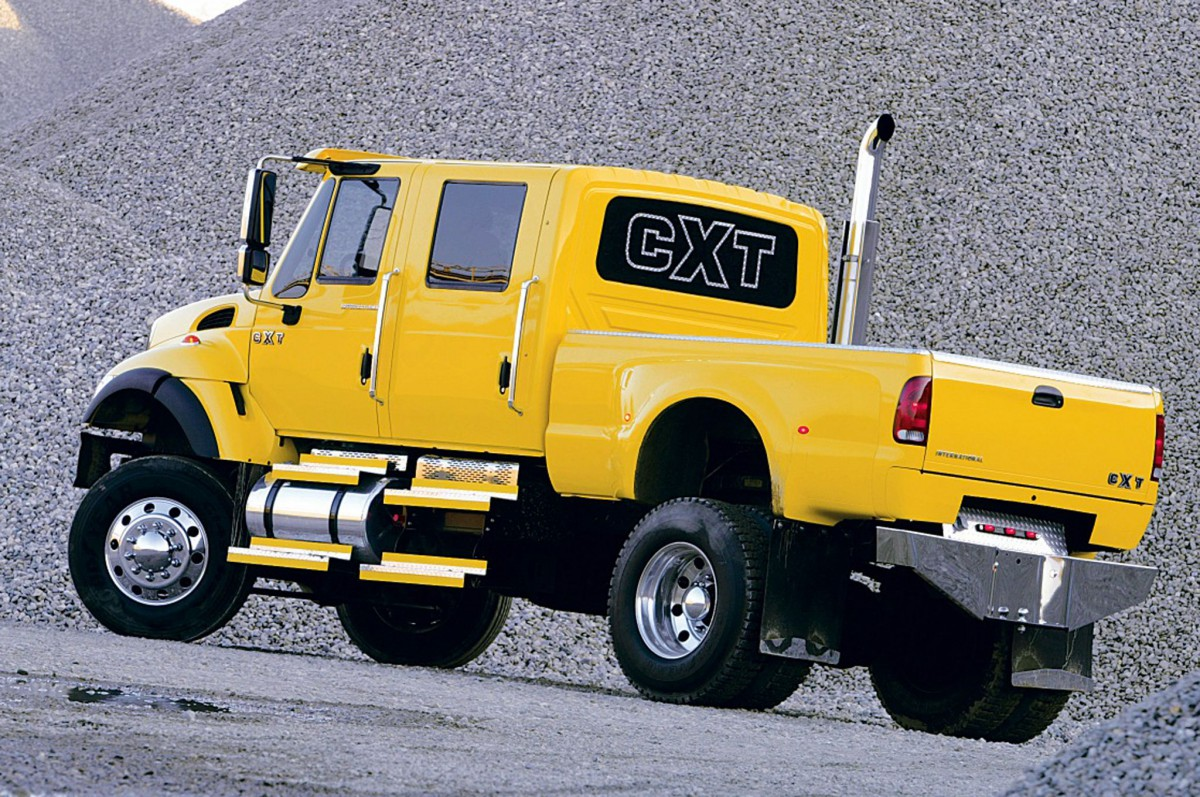Too Big Even For America Part 2 2004 International Cxt