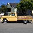 Just a few blocks from where I spotted yesterday's 1948 Chevy pickup was this somewhat unusual 1966 C10 with a wood flatbed out back. Something about it just really spoke […]