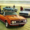 It's a well known fact that GM didn't approve production for what eventually became the 1967 Camaro until six months after the Mustang was released, by which time it had […]