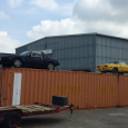 William Oliver posted this somewhat enigmatic picture of a a Fiat x1/9 and 850 Spider sitting on top of a container. I'll let you guess as to what to make […]