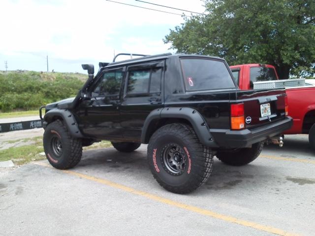 Jeep Commanchakee 1