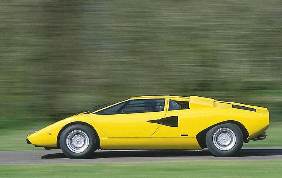 Comment Follow Up Which Is Faster A Lamborghini Countach