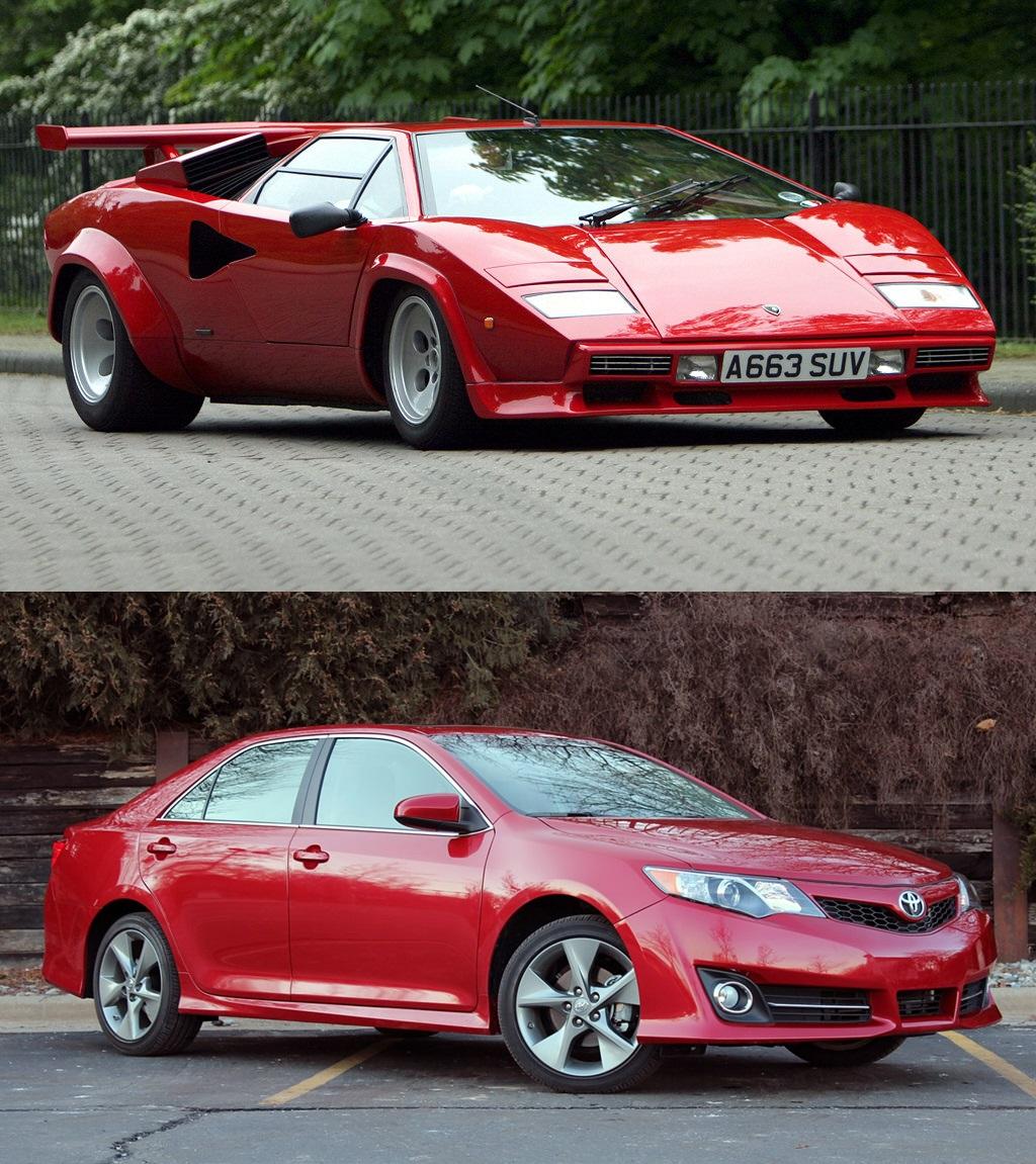 Lamborghini: Comment Follow-Up: Which Is Faster: A Lamborghini Countach