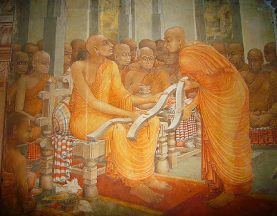 Name and form visuddhimagga compilation Buddhaghosa geolocation.ws Path of Purification commentaries